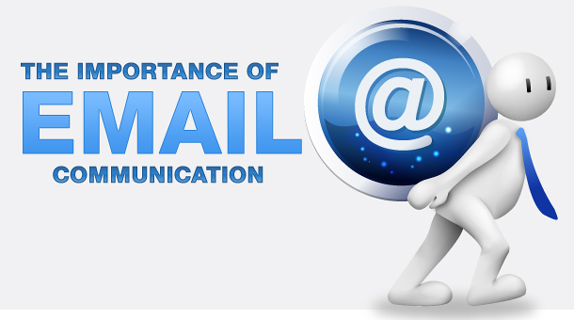 The importance of email communications