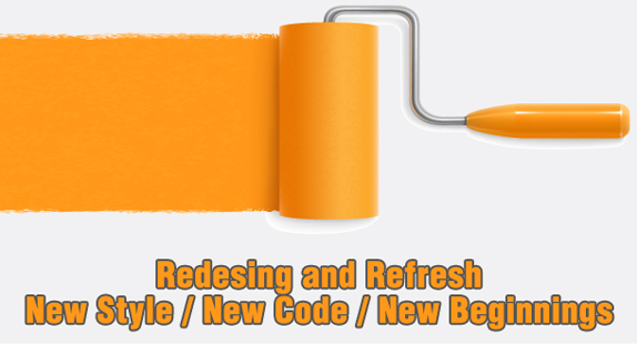 Redesign and refresh your old website
